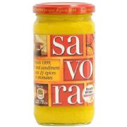 Amora Savora Mustard from France - 385g
